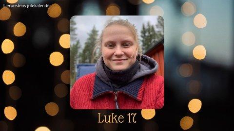 Luke 17: Andrea Bratli Indregård