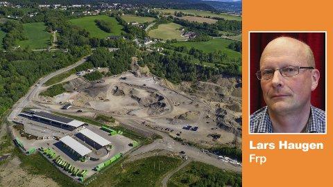 Debatten om etablering av Stena Recycling på Lyngås forsetter.
