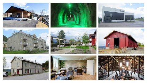 Hvem vinner? Det er ni kandidater til byggeskikkprisen i år.