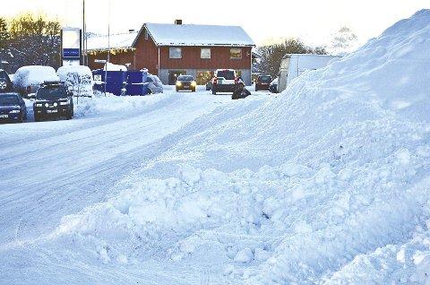Sammarbeid om snørydding skapte økonomisk  konflikt