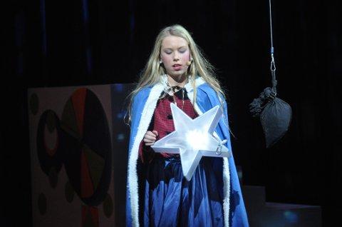 Sonja, spilt av Hanne Karstensen, fant julestjerna til slutt.