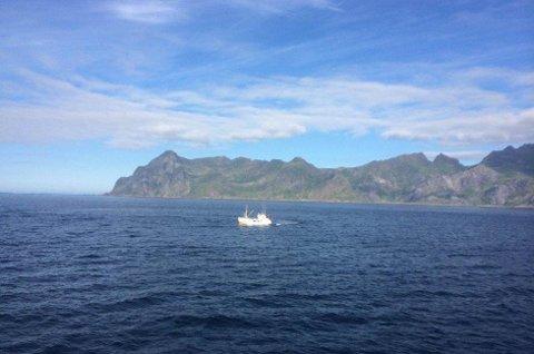 Diskusjonen om dette vakre området helt sørvest i Lofoten skal bli nasjonalpalrk har gått hett
