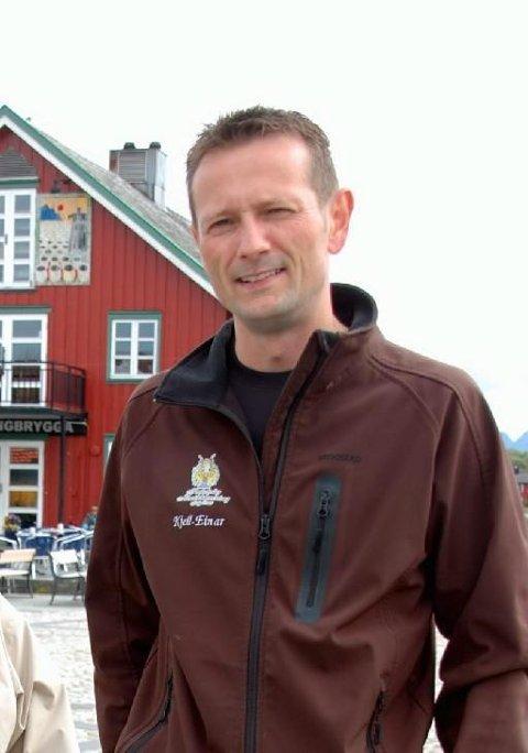 Kritisk: Styreleder Kjell Einar Kristiansen i Vågan Eiendom KF liker dårlig at foretaket kan bli lagt ned og de ansatte flyttet over i kommunens ordinære drift.