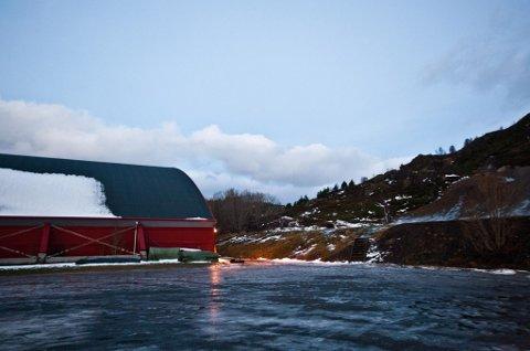 Det er i dette området Lofoten ekstremsportklubb kan få etablere pumptrackbane.
