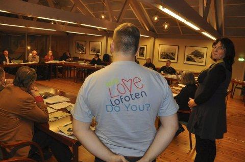 Merkevare: Elisabeth Dreyer og Destination Lofoten kan få en sentral rolle når Lofoten skal ta eierskapet til merkenavnet «Lofoten». Nå starter Lofotrådet arbeidet med å få tak i penger for å finansiere økt profilering av regionen. arkivfoto: magnar johansen