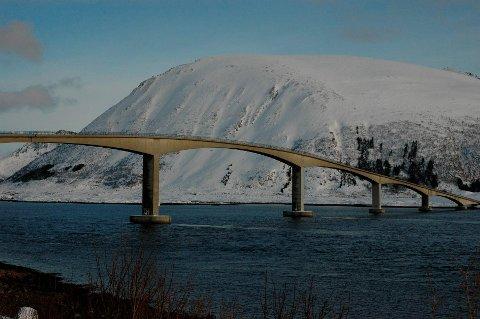 Hvilken betydning får Nasjonal Transportplan for Lofoten?