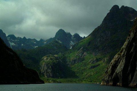 Troldfjorden: Lofoten internasjonale kammermusikkfestival (LINK) presenterer en kulturopplevelse utenom det vanlige inne i Troldfjorden i sommer. Arkivfoto: Knut Johansen