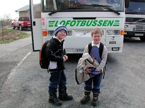 Høyre foreslår at fylket betaler for bussturen, når elever i skoletiden og unger fra barnehager skal på utflukt