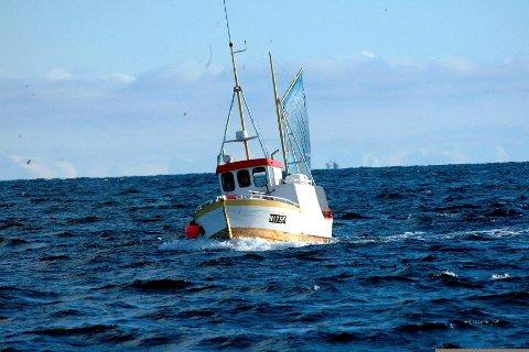 Lofotfiske : På Henningsværstraumen (bildet) og i Vestfjorden ellers vil fiskerne ha stor nytte av et forbedret bølgevarsel.