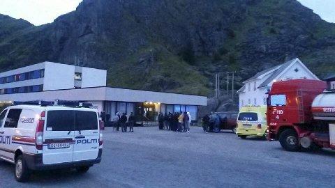 DØMT: En tidligere beboer ved asylmottaket i Stamsund må i fengsel for å ha forårsaket et branntilløp og for flere tilfeller av falske brannalarmer. Ill.foto