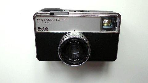 Kyrre Skoglys kamerasamling vekker nok nostalgiske følelser hos enkelte.