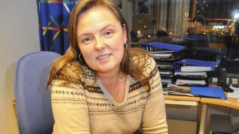 2017: Informasjons- og kvalitetsleder Monica Kleffelgård Hartviksen i LAS håper årets strandrydding og rydding langs lofotveiene blir god. Foto: Lise Fagerbakk