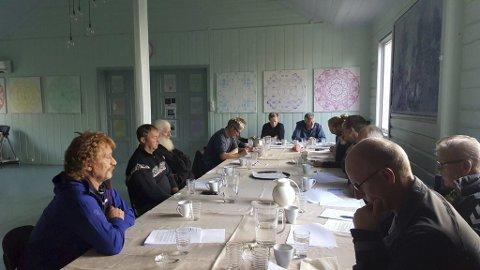 ÅRSMØTE: Vestvågøy fiskerlag avholdt årsmøte i forrige uke og gikk blant annet imot havdeling under Lofotfisket. Begge foto: Privat
