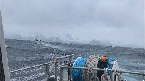 """Mars: """"Det Norske Veritas"""" har i løpet av mars vært ute på 46 oppdrag. 27 av disse har vært med dykk."""