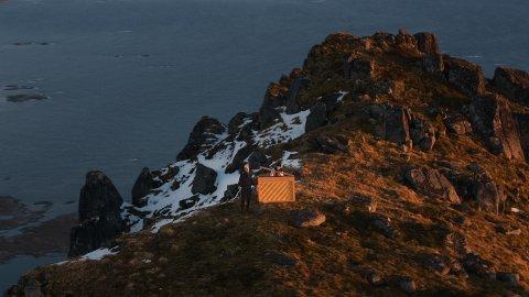 Musikkvideo: Matoma og Michael Bolton på fjellet i Lofoten i november. Bolton fremførte sin del av låten i USA og er plassert digitalt inn i videoen.