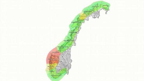 GRØNT: Hele Lofoten får grønt lys, og kapasiteten kan økes med inntil seks prosent