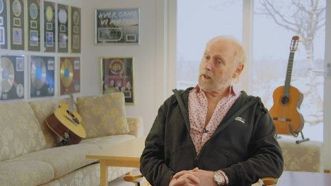 I BESTE SENDETID: Lørdag kveld sender NRK en nordnorsk dokumentar om Halvdan Sivertsen.