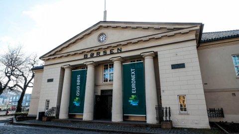 BØRSVINNER:  Selskapet Arcticzymes Technologies AS i Tromsø ble fjorårets børsvinner på Oslo børs.