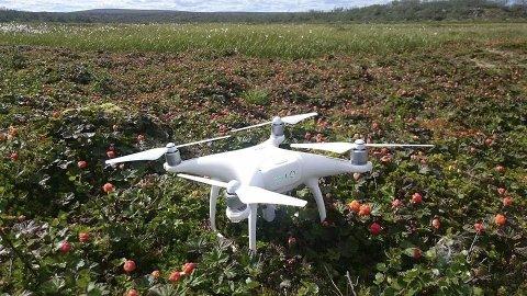 BØTELAGT: Droneflygeren ble bøtelagt, men nektet å godta boten. Nå havner saken i retten.