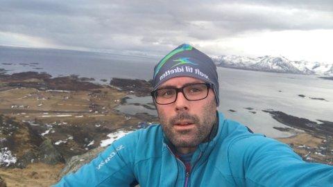 Jørn-Åge Stikholmen, regionsleder for Bedriftsforbundet i Nord-Norge