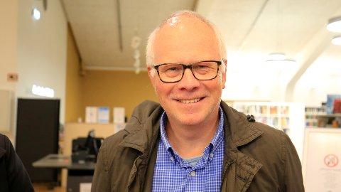 Frode Wigum er sokneprest i Borge kirke på Vestvågøy.