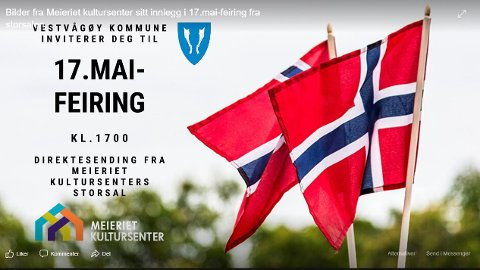 17. mai i koronaens tid.