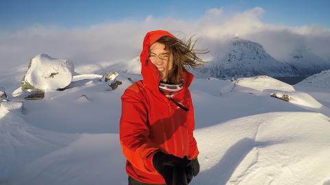 Frøydis Varberg trives best når naturen byr på det ekstreme. - Jeg liker å bryne med på naturen, sier hun. Neste torsdag stiller hun til start i det som blir kalt verdens tøffeste skiløp.