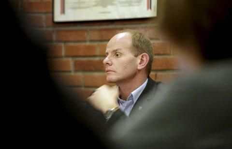Ordfører i Våler, Reidar Kaabbel, ønsker å ta kontakt med Vestby kommune angående kommunesammenslåing. Foto: Pål Andreassen