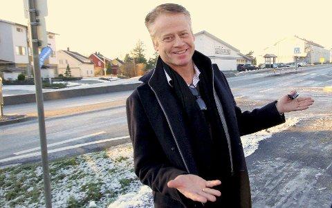 Helt på topp: Johan Edvard Grimstad blir ny Sp-toppkandidat til fylkestinget. Varaordfører Per Inge Bjerknes har fått jobb utenfor Østfold og er dermed ute av østfoldpolitikken.