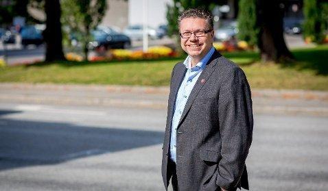 KAN KOMME:Justispolitiker Ulf Leirstein (Frp) fra Moss, sier at plassene ved Ravneberget likevel kan komme.