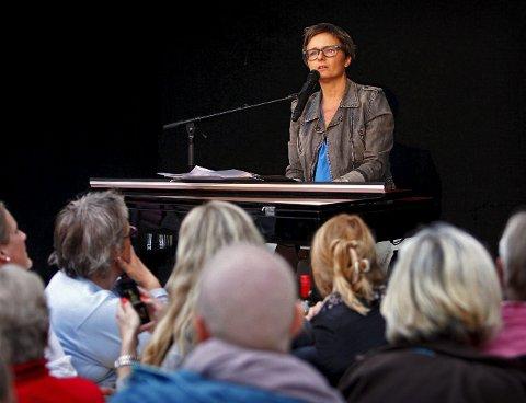 GJENGANGER: Ingrid Bjørnov var en av de første artistene som spilte på Losen.