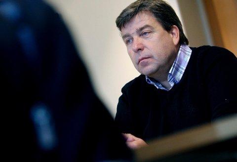 Ordfører i Vestby, John Ødbehr (H).