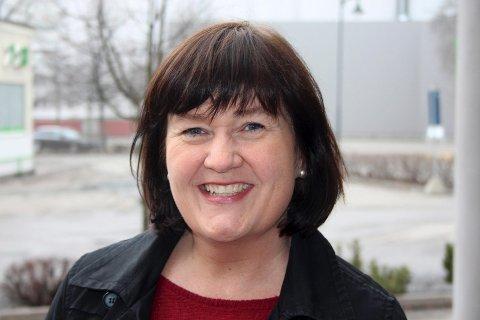 Ordfører i Rygge, Inger-Lise Skartlien (Ap).