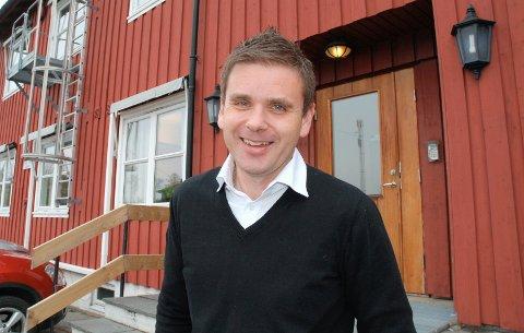 Ordfører i Hobøl, Håvard Wennevold Osflaten (Ap).
