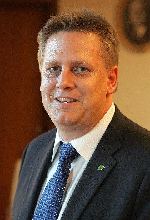 Ordfører i Råde, René Rafshol (H).