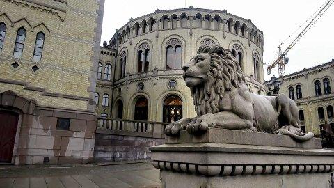 I utakt: På Stortinget bestemmes det for regionen Viken, ikke alle ndre er begeistret for det. Gunnar Listerud er blant mange skeptikere.