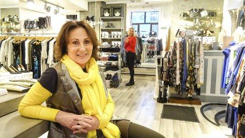 Tove Elisabeth Mellem har lang fartstid som daglig leder av Tea Time Tango.