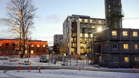 Godt eksempel: – Møllebyen og Verket (bildet) er byutvikling på sitt beste og skaper optimisme for fremtiden, skriver Anette Mjelde, medlem av det lokalpolitiske alternativet Ny Kurs. foto: espen Vinje
