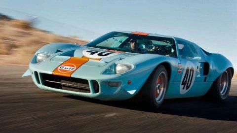 GT40 er en ekte Ford-legende. Foto fra: rmsothebys.com