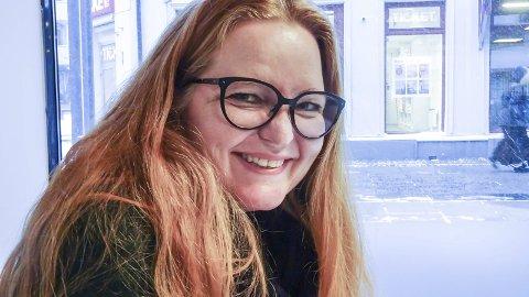 Marita Toverød skal sørge for at det blir et 8. mars-tog i Moss i år.