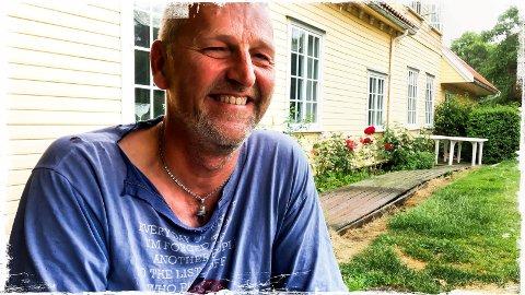 FRITAK: Hans Thorer Mamen søker om fritak fra e-skatt for Røed gård.
