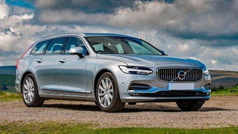 TILBAKEKALLES: Volvo med firesylindret dieselmotor kan får motorbrann. Nå tilbakekaller de mer enn 500.000 biler globalt.