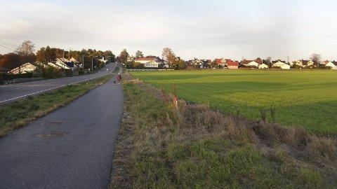 Bør bebygges: – Her kan vi bygge mange ulike typer boliger som ligger godt plassert når det gjelder kollektivmuligheter, skriver Venstres Sindre Westerlund Mork.