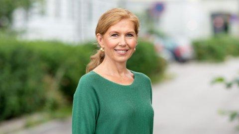 NED: Sjeføkonom Sissel Monsvold er overrasket over det plutselige boligprisfallet i august.