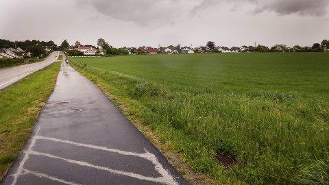 Omstridt jorde: –Men jeg vil fortsatt mene at ett jorde er viktigere for matberedskapen enn 250 boenheter. Om velgerne mener noe annet er det bare å håpe på en annen løsning ved neste kommunevalg, skriver Sigmund Skreiberg.