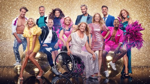 Dette er deltakerne i «Skal vi danse» på TV 2 i høst.