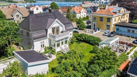 SOLGT: Denne eneboligen på Jeløy ble solgt for 10.650.000 kroner.