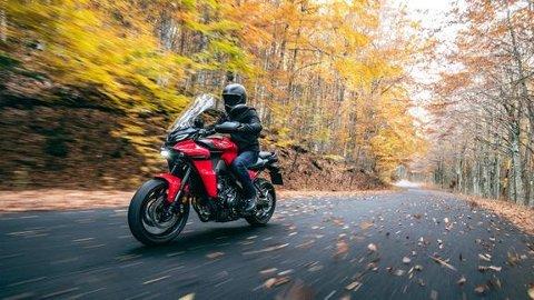MANGES DRØM: Interessen for å begynne å kjøre motorsykkel er stor blant nordmenn.