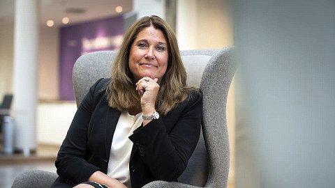 ØKTE FORSKJELLER: Siv Hjellegjerde Martinsen, administrerende direktør i Lindorff, finner grunn til å advare mot økonomiske forkjeller.