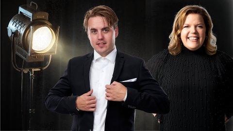 Lørdag 25. september gjester Else Kåss og Markus Neby Parkteatret.